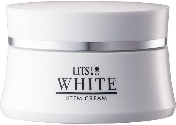 Photo1: Lits White Medicinal Stem Cream (1)