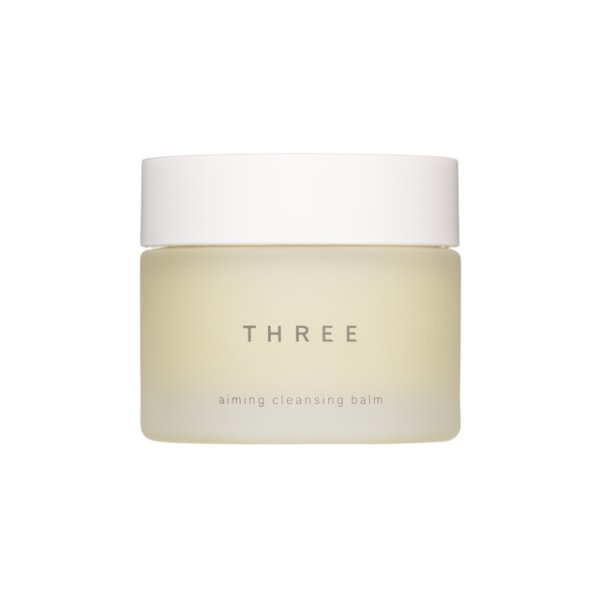 Photo1: THREE Aiming Cleansing Balm (1)