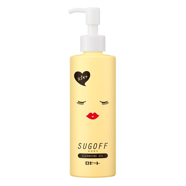Photo1: Rosette Sugoff Cleansing Oil (1)