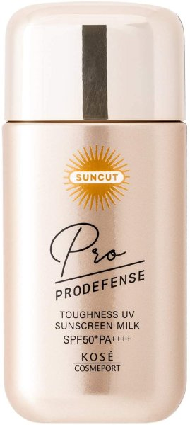 Photo1: Suncut Pro Defense Toughness UV Sunscreen  Milk (1)